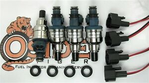 1988 Toyota 22re 240cc Fuel Injectors More Power No Tuning Required