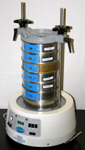 Endecotts Octagon D200 Digital Sieve Shaker Includes Six Sieves