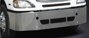 Freightliner Columbia Chrome Bumper 2008 Up Plastic Bumper Replacement