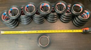 31 Qty Almost Unbreakable Black Tesa 4090 Tape Strong Tensilized Polypropylene