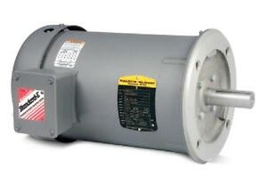 Vem3561t 3 Hp 1760 Rpm New Baldor Electric Motor