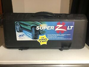 Security Chain Company Zt729 Super Z Lt Truck Suv Traction Chain Set New