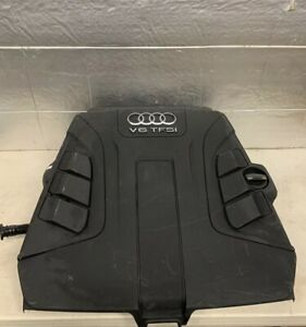 2018 Audi Q7 Engine Cover With Air Filter Box Oem