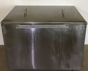 Stainless Donut Glazing Table 34 Long Screen