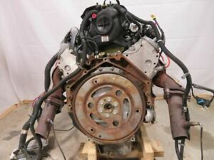 5 3 Liter Engine Motor Ls Swap Dropout Chevy Lm7 138k Complete Drop Out
