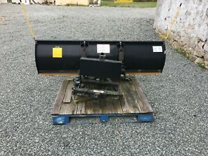 Used Meyer Snow Plow Model 25000 Home Plow