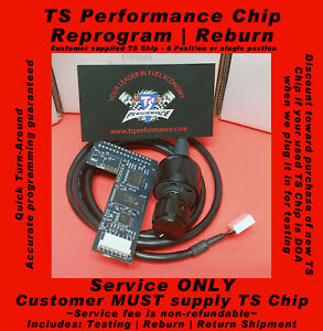 94 5 03 Ford Powerstroke 7 3 Diesel Ts Performance Chip Reprogram Reburn