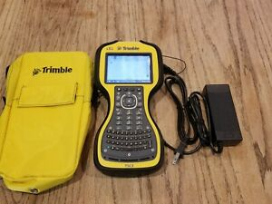 Trimble Tsc3 Gnss Total Station Data Collector W Scs900 3 74 Roading Stakeout