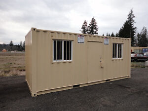 20 Cabin Shipping Container Cargo Container Storage Container In Chehalis Wa