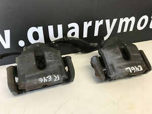 Bmw Brake Caliper Pair Carrier E46 330i 330ci 330xi Zhp 4116765881 34116765882