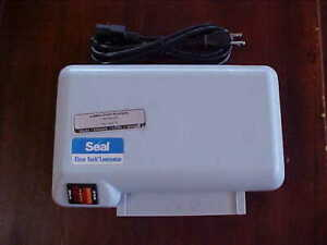 Seal Products Model Ct400 Clear Tech Laminator 120 Vac 130w Power Cord
