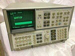 Hp 8567a Spectrum Analyzer 1 5 Ghz Tested Guaranteed