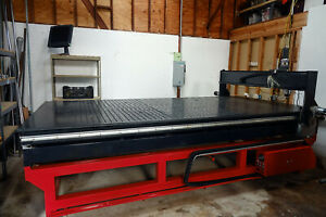 Cnc Router 6 X 12 Table 3 Axis