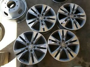 2013 15 Honda Crosstour Wheels Rims Factory Factory Oem Set Of 4 Free Shipping