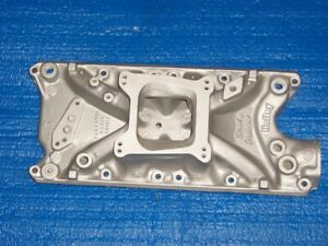 Holley Street Dominator S B Ford Intake Manifold 289 302 5 0