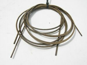 Vintage Nos Tachometer Drive Inner Cable Moroso Jones Gm Chevy Ford Mopar