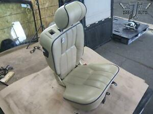 03 05 Land Range Rover Hse L322 Rear Right Leather Seat Oem