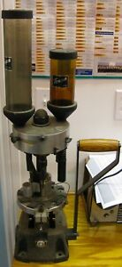 Vintage Super Heavy Duty TEXAN MODEL 12 GAUGE AUTOLOADER RELOADING PRESS $349.99
