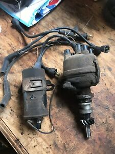 Ford 600 800 Tractor Distributor Coil