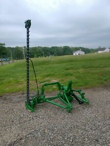 John Deere 7ft Sickle Bar Mower With All New Teeth Free Shipping