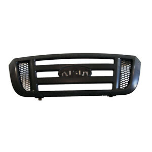 Front Grille Fits 2006 2011 Ford Ranger 2wd 6l5z8200caa