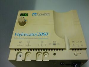 Conmed Hyfrecator 2000 Electrosurgical Model 7 900 115