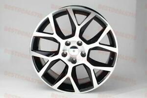 18 Gti 35th Anniversary Style Black Rims Wheels Fits Vw Passat Jetta Gti Gli