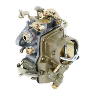For Ford Autolite 1100 1barrel Carburetor 63 69 Mustangs Falcon 170 200 Engine
