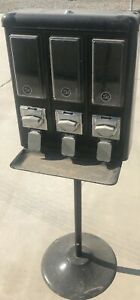 Used Black Vendstar 3000 Candy Machines
