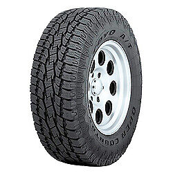 Toyo Open Country At Ii 285 55r20 114t 221300 Set Of 4