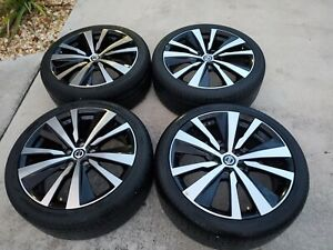 19 Nissan Altima Maxima 2019 Oem Wheels Tires Set