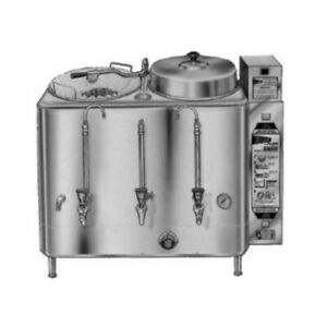 Grindmaster cecilware Fe200 3 Three Phase High Volume Double Coffee Urn