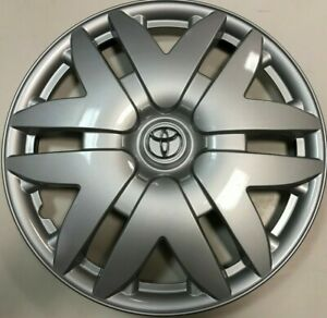 4 X 16 Hubcap Compatible Fits Toyota Sienna 61124 Abs 2004 2010 Wheel Cover