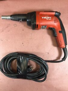 Hilti Sd 2500 Drywall Drill screw Gun Tested And Works
