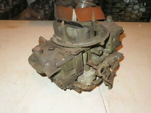 1966 Chevy Corvette 427 425 Hp Holley Carburetor Carb