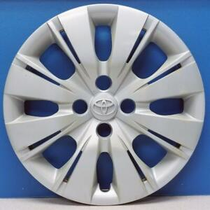One 2012 2015 Toyota Yaris Hatchback 61164 15 Hubcap Wheel Cover 4260252520