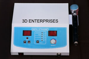 Ultrasound Therapy Machine For Knee And Back Pain Relief 1mhz Uts101uu1 Original