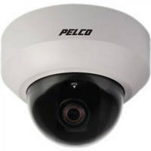 Pelco Is20 dwsv8s Camclosure 2 Indoor Sd5 Day night Minidome Camera W smoked