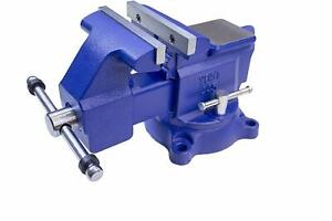 Yost Vises 445 4 5 Heavy duty Utility Combination Pipe And Bench Vise