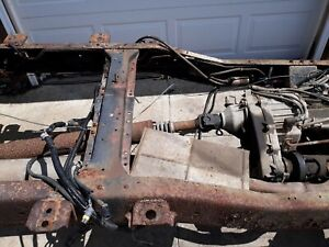 1990 Dodge Truck Rear Drive Shaft At 4x4 318 5 2 Regular Cab Long Bed