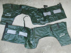 Jaguar Factory issued Fender Cover Set X350 Used 2003 Through 2009 Xj8