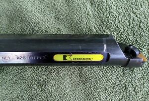 Kennametal Nl1 A28 ctfpl3 Indexable Boring Bar 1 3 4 X 14 Oal Coolant Thru