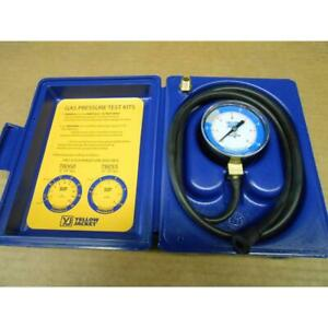 Yellow Jacket 78055 2 1 2 Gauge Gas Pressure Test Kit