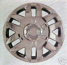 2004 10 Toyota Sienna Chrome Hubcaps 16 Set Of 4 New Hub Caps Wheel Covers