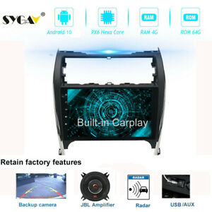 Dsp Android 9 0 Car Radio For 2012 2014 Toyota Camry Stereo Audio Gps Head Unit