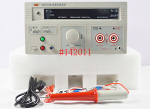 Techtongda Newest Withstand Hi pot 10kv 100va Tester With Remote Control 142011