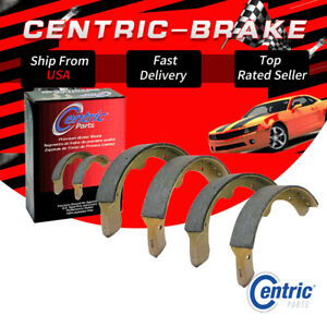 Front Premium Drum Brake Shoes Set Of 4 For 1960 Chrysler Windsor