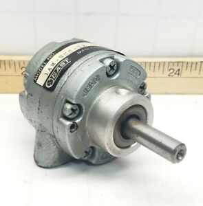 Gast Air Motor 0 42 Hp Counter clockwise 10 000 Rpm 100 Psi 1am ncc 12