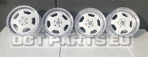 4x Rh Topline 8 5 9 5x17 Amg Wheels 5x112 Mercedes Audi Vw 2 Pieces Zw2