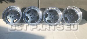 4x Rh Topline 9x17 9 5x17 Amg Wheels 5x112 Mercedes Audi Vw 2 Pieces Zw2